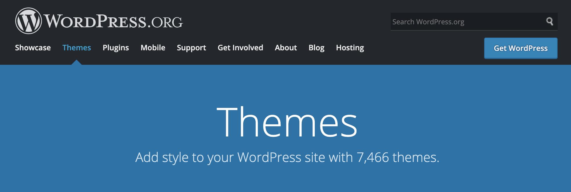 Top 5适合个人博客的经典WordPress主题【免费】